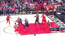 DeMarcus Cousins and Anthony Davis Lead Pelicans to OT Win vs. Bulls _ November 4, 2017-pjDrn