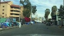 Plus de 20000 sans-abris dans les rues de Los Angeles !