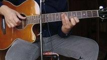 Tu vuo fa l'americano tutorial per sola chitarra