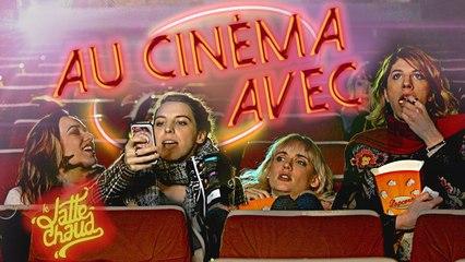Au Cinéma Avec...- LE LATTE CHAUD