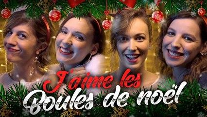 Le Latte Chaud : J'aime les boules de Noël' (CLIP) Prod by Missak