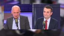 """Le Front national est """"un adversaire politique comme les autres partis"""", juge Florian Philippot"""