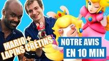 MARIO + THE LAPINS CRÉTINS : notre avis sur le jeu !