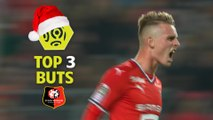 Top 3 buts Stade Rennais FC | mi-saison 2017-18 | Ligue 1 Conforama
