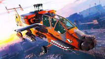 GTA ONLINE : Courses Polymorphes Bande Annonce VF