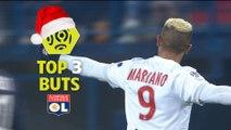 Top 3 buts Olympique Lyonnais | mi-saison 2017-18 | Ligue 1 Conforama