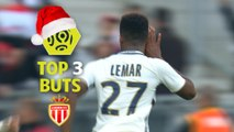 Top 3 buts AS Monaco | mi-saison 2017-18 | Ligue 1 Conforama