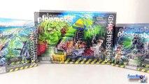 Playmobil Ghostbusters Bouffe Tout Venkman Spengler Chiens de la Terreur Jouet Toy Review Slimer