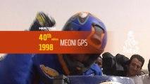 40th edition - N°34 - 1998: Meoni GPS - Dakar 2018