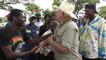 Tears Of Joy As White Zimbabwean Farmer Returns To Seized Land