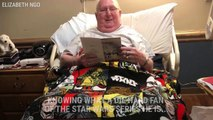 Veteran Granted Dying Wish To See 'Star Wars: The Last Jedi'