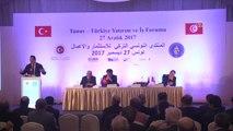 Tunus Kalkınma Yatırım ve Uluslararası İşbirliği Bakanı El-İzari