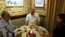 Les crémants de Bourgogne accompagnent idéalement un repas : la viande