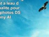 DURAGADGET Etui large résistant à leau de haute qualité pour appareils photos DSLR Sony