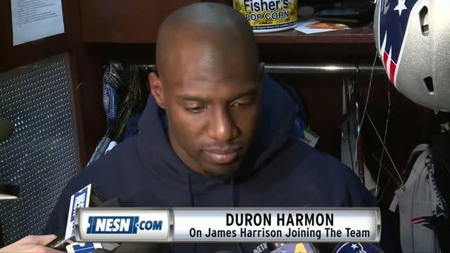 Duron Harmon On James Harrison Joining Patriots