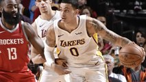 Why Kyle Kuzma and not Lonzo Ball is the face of the Lakers