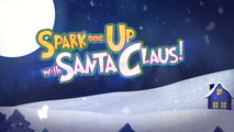 "Snoop Dogg & Jennem feat The FredWreck Rkestra ""Spark One Up with Santa Claus"" (Animated Video Version)"