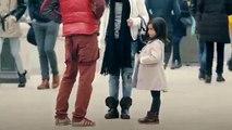 Κοινωνικό πείραμα της UNICEF, το κοριτσάκι ντυμένο ως πλούσιο και φτωχό.Όλοι έχουν βοηθήσει, πλούσιους ανθρώπους