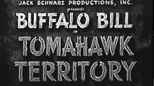 Buffalo Bill in Tomahawk Territory (1952) CLAYTON MOORE part 1/2