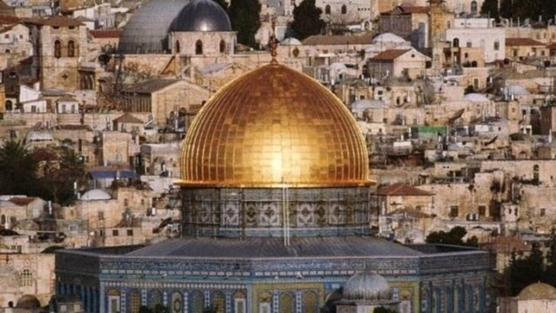 Erdoğan'dan Avrupa'ya Kudüs Markajı