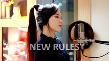 Dua Lipa - New Rules ( cover by J.Fla )