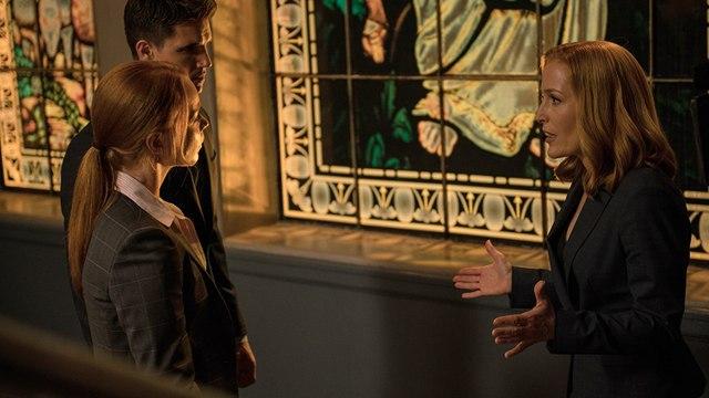 The X-Files Season 11 Episode 1 Eng Sub Full HD