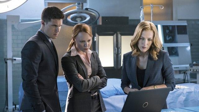 Premiere - The X-Files Season 11 Episode 1 HD720p