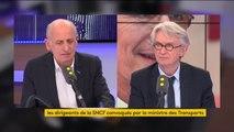 """SNCF : """"Je ne pense pas que ça serve à grand chose, si ce n'est à faire de la communication, de convoquer les dirigeants, par contre il faut investir rapidement"""" - Jean-Claude Mailly"""