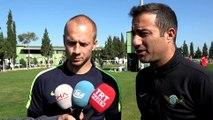 Teleset Mobilya Akhisarspor, Gençlerbirliği maçı hazırlıklarına başladı