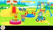 Anaokulu Bebek, çocuk Oyunları  Hayvan Anaokulu Eğlence parkı çocuk bahçesi