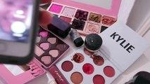 Destroying My GIRLFRIENDS Makeup Prank !!!
