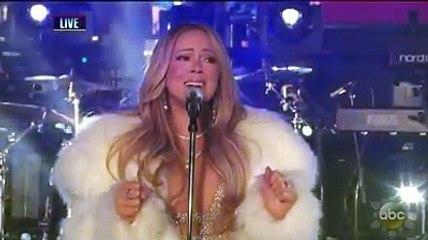 Mariah Carey Full NYE Performance 2018 (HD)