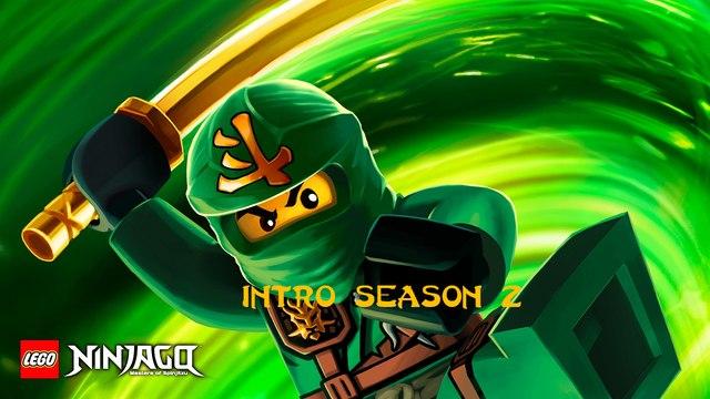 LEGO Ninjago- Masters of Spinjitzu Intro Season 2