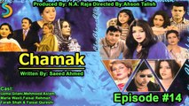 N.A. Raja Ft. Faisal Qureshi - Chamak Drama Serial | Episode #14