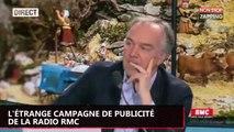 La drôle de campagne de publicité de la radio RMC (vidéo)