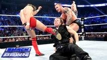 Kane, Daniel Bryan & Randy Orton vs. The Shield - SmackDown, June 14, 2013