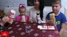 СУШИ СТРИТ РОЛЛЫ VS ШАУРМА ОБЗОР 2 БЕРЕГА УФА // ПОПРОБУЙ НЕ ЗАПИВАЙ ЧЕЛЛЕНДЖ