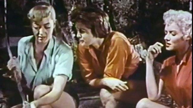 Swamp Women (1956) ROGER CORMAN part 2/2