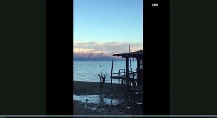 Loch Ness monster in Albania