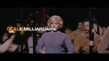Le Milliardaire - cycle Marilyn Monroe en janvier  sur OCS