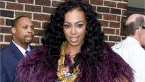 Solange Cancels New Year's Eve Show Citing Health Issues