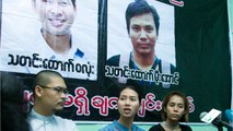 Reuters Reporters Held In Myanmar Were Handed Papers Before Arrest