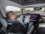 A bord du concept autonome Renault Symbioz