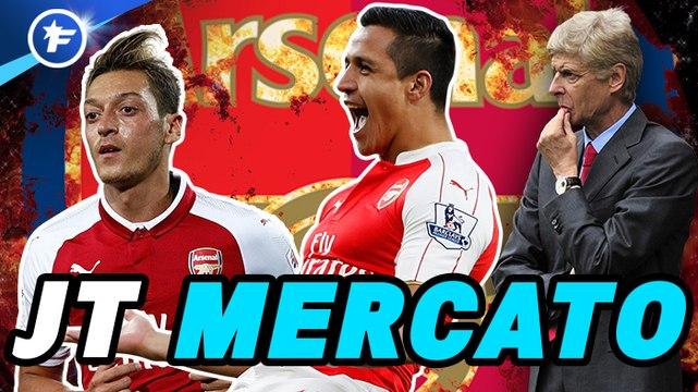 Journal du Mercato : Liverpool enflamme le mercato, Arsenal craint le pire pour ses stars