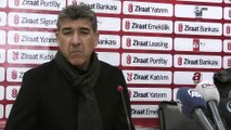 Boluspor-Teleset Mobilya Akhisarspor maçının ardından - Sait Karafırtınalar/İrfan Saraloğlu - BOLU