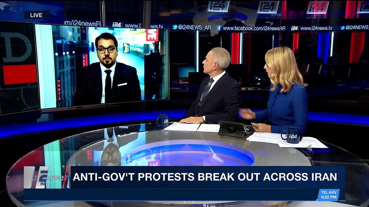 THE RUNDOWN | Anti-gov't protests break out across Iran | Thursday,  December 28th 2017