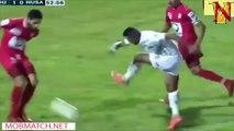 أهداف مباراة الدفاع الحسني الجديدي ضد حسنية أكادير 1-0