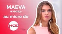"""Maeva (LVDCB3): """"Il s'est passé un petit quelque chose avec Julien"""""""