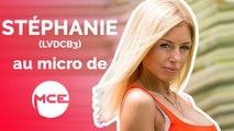 """Stéphanie (LVDCB3): """"Je ne regrette pas mon histoire avec Florent"""""""
