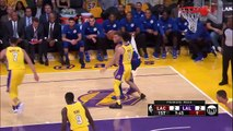 Blake Griffin, DeAndre Jordan Dominate in Clippers Win Over the Lakers _ October 19, 2017--dfJ_